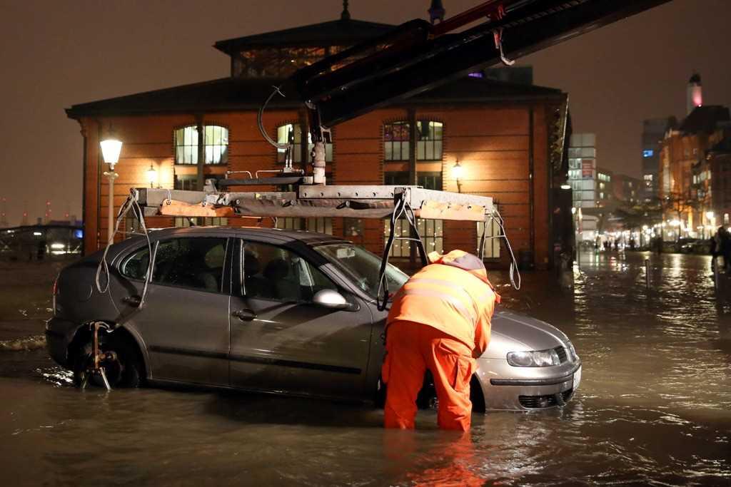 Perils revises insured loss estimates for windstorm elon-felix