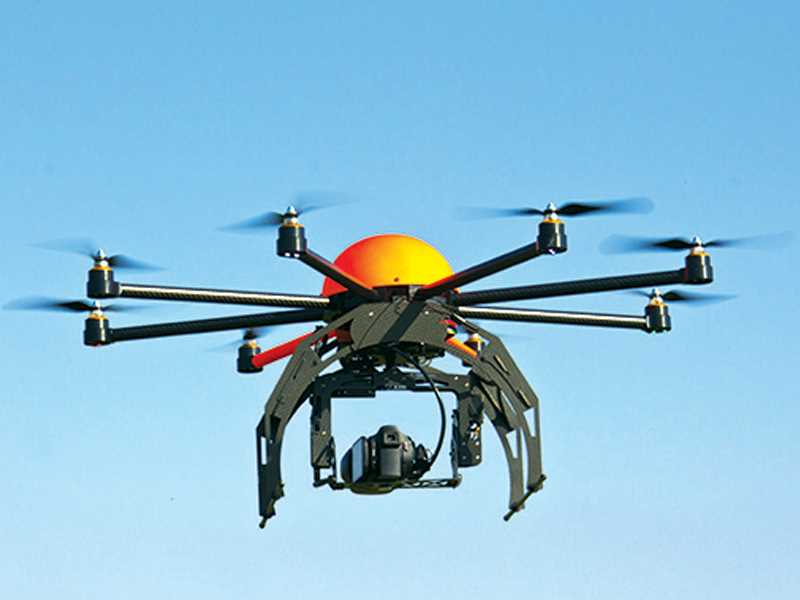 Drone risks an urgent priority for companies