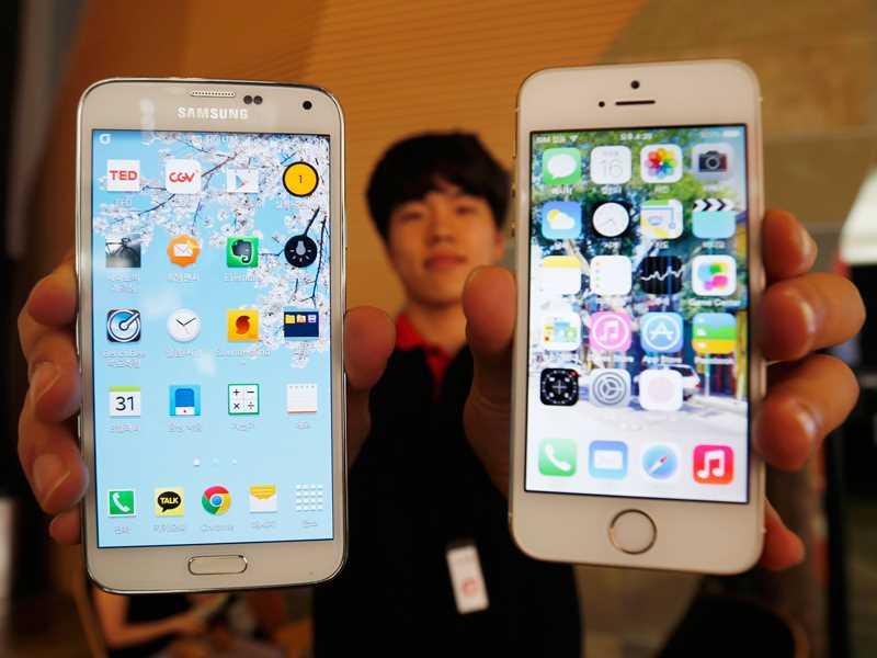 Apple's trademark award vs. Samsung partially overturned