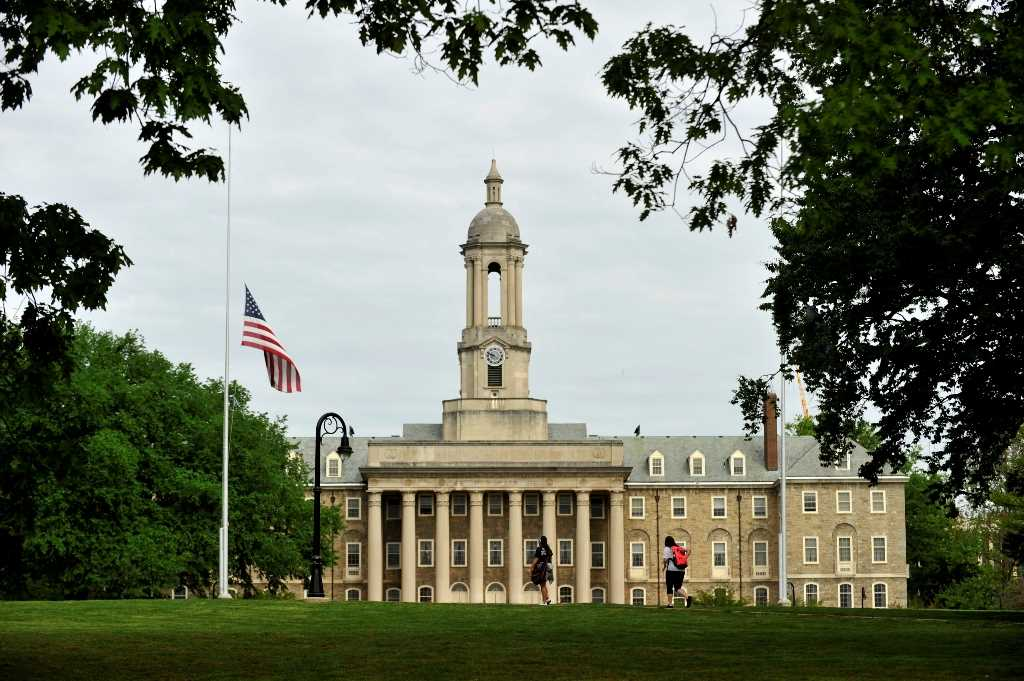 Cyberattack on Penn State college said to have come from China