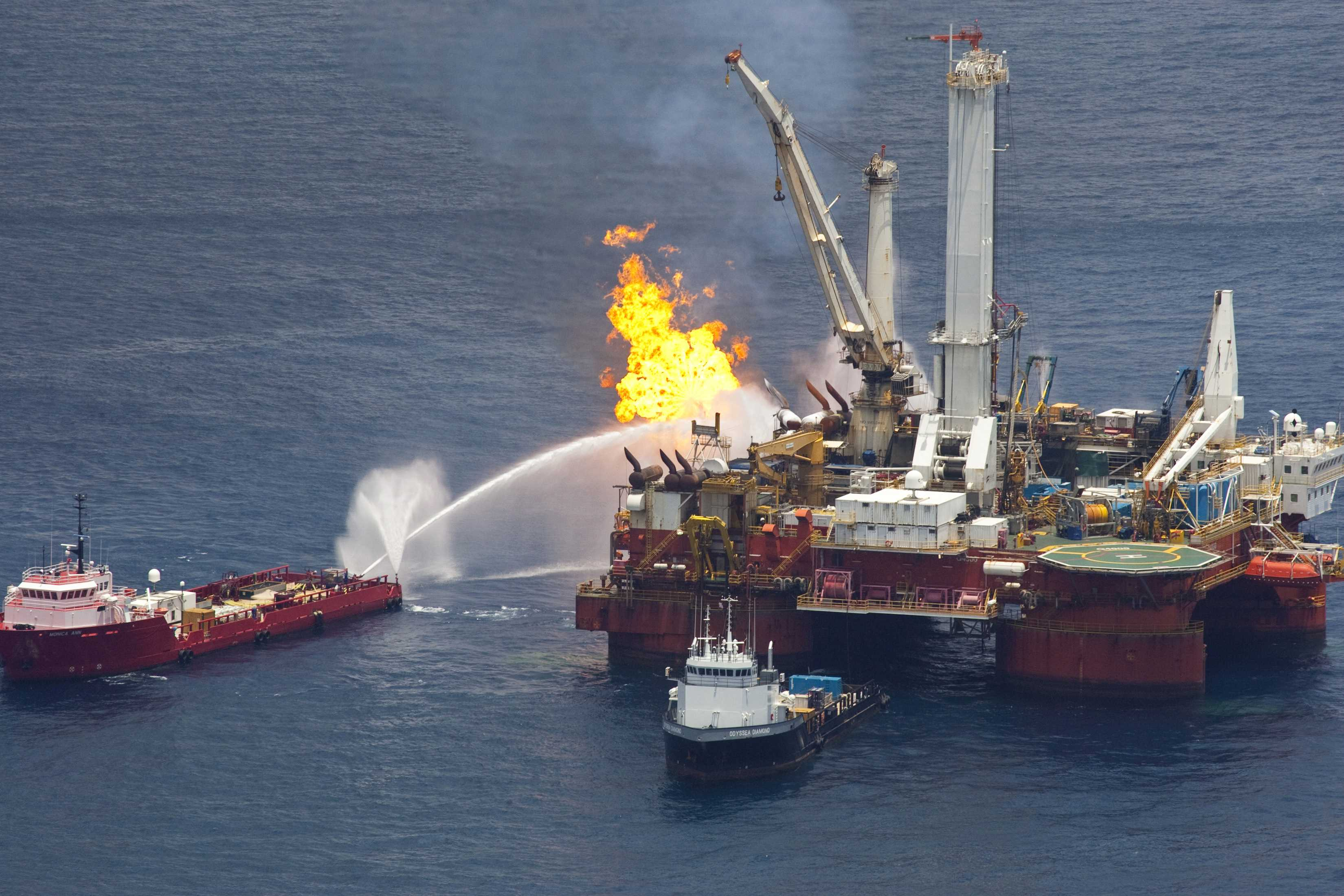 Supreme Court rejects Deepwater Horizon spill penalties appeal