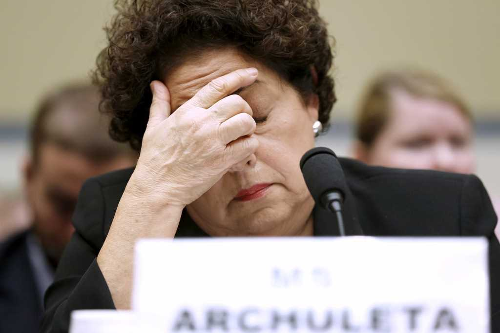 Katherine Archuleta, director of the Office of Personnel Management to face Senate panel