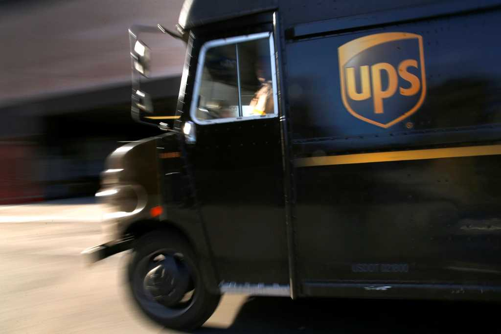 EEOC sues UPS for religious bias against bearded men