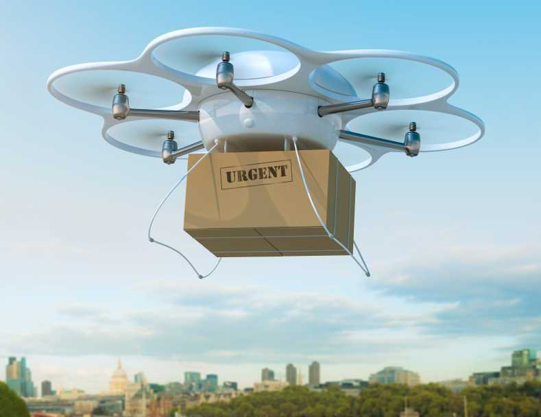 Drones deliver new insurance risks along with packages