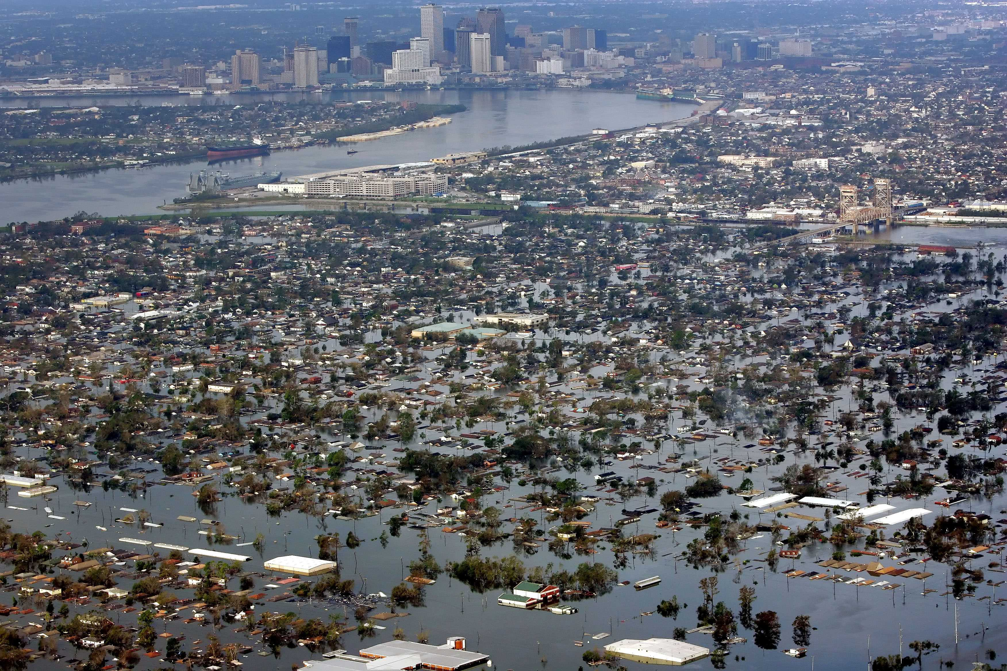 Insurer must cover oil firm's Hurricane Katrina cleanup