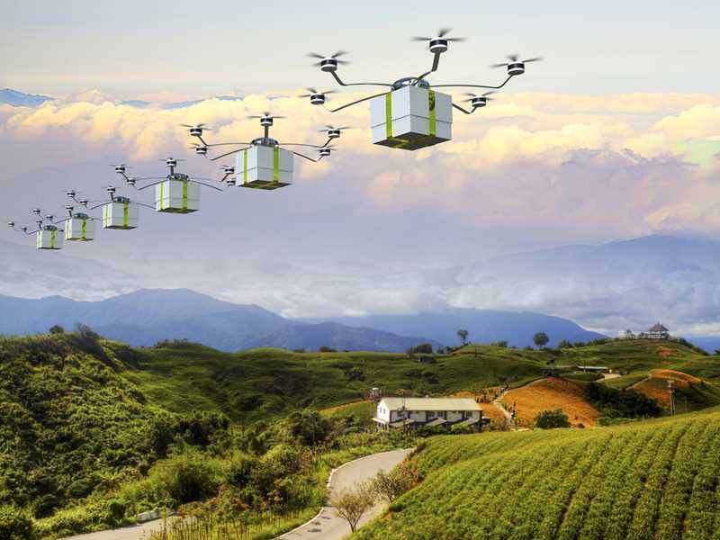 Medical marijuana startup looking to fly high with drone delivery