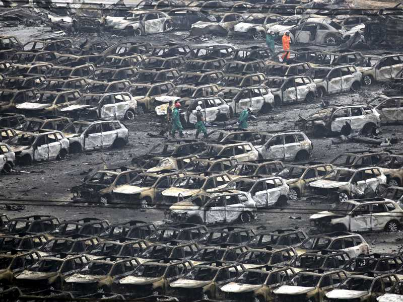 Toyota extends halt to Tianjin operations on health concerns