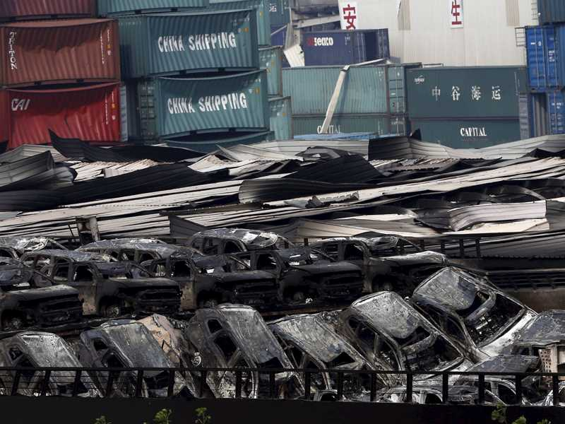 Tianjin explosion insured losses may surpass $1.5 billion