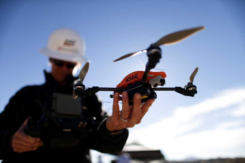 FAA exemptions for commercial drone flight top 1,000