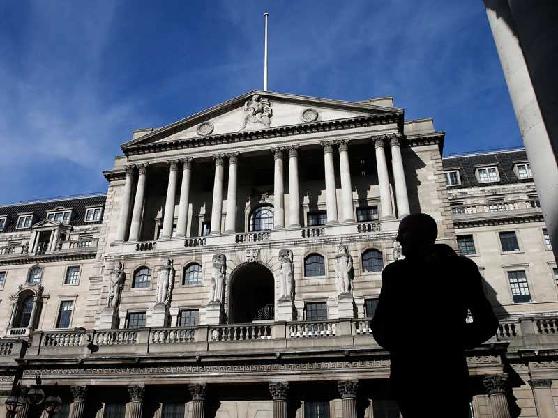 Bank of England considers how to deal with failing insurers better