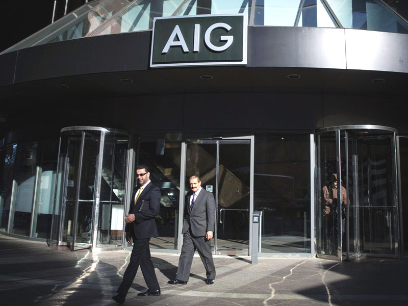 AIG wins narrowing of shareholder lawsuits over 2008 bailout