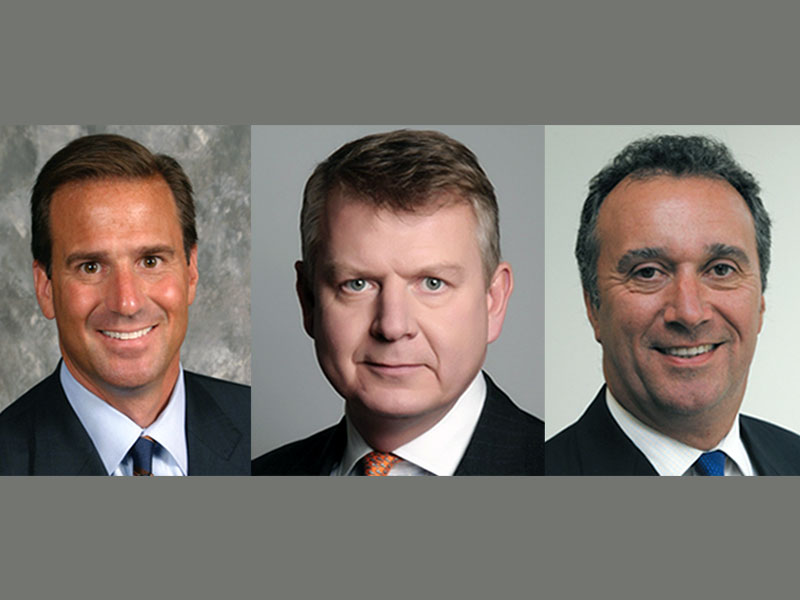 Lockton executives take on bigger duties