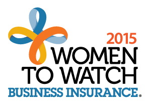 Business Insurance names 2015 Women to Watch