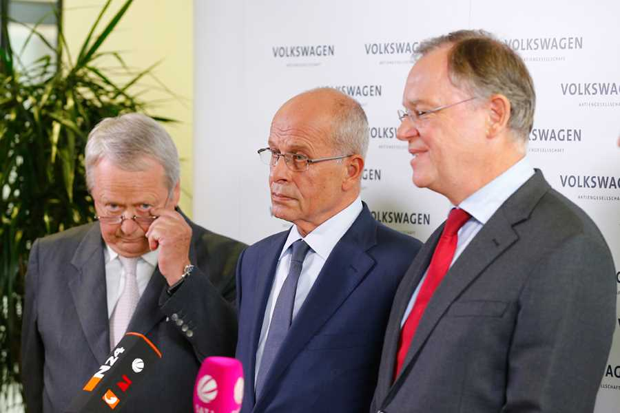 Volkswagen boss quits; insurance unlikely to respond to scandal