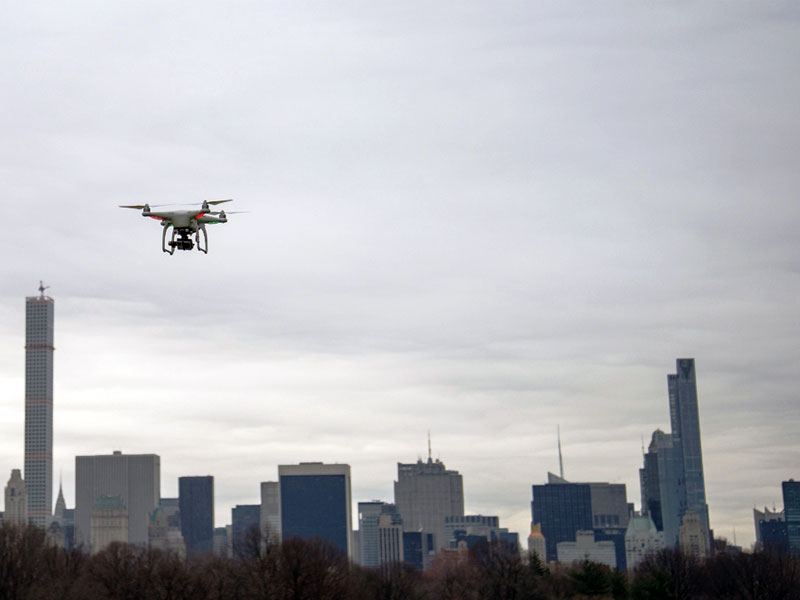 FAA fines drone company $1.9 million for unauthorized aerial photography flights