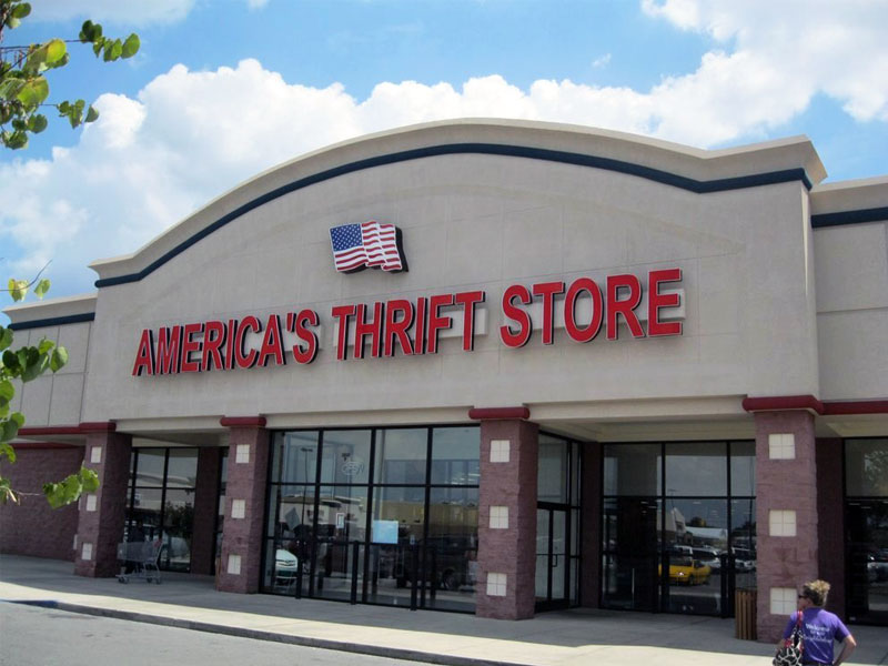 Credit card numbers hacked from thrift store chain