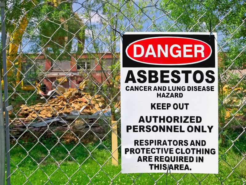Ultimate asbestos liability totals remain elusive