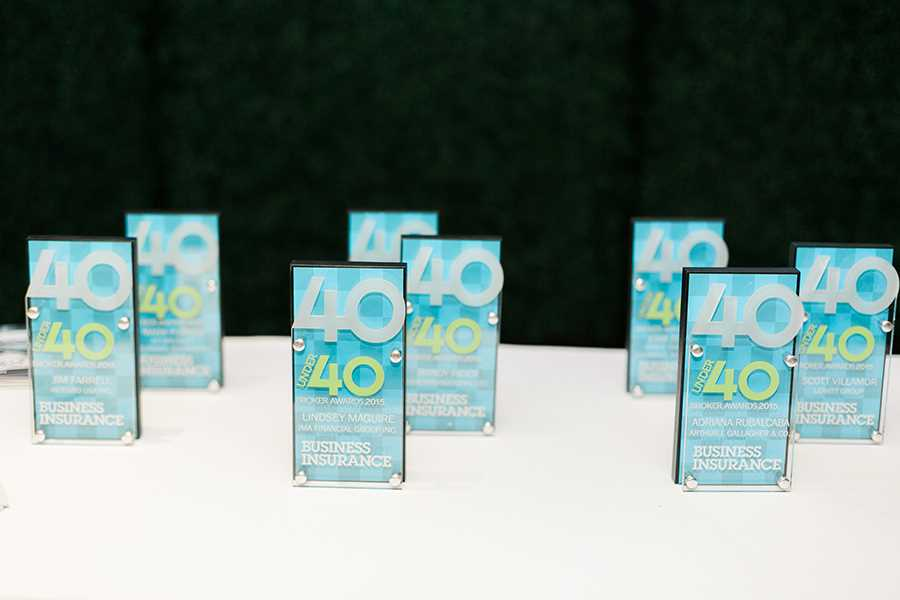 40 Under 40 West and Midwest celebrations
