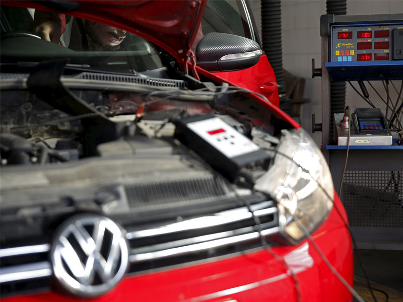Volkswagen examining if newer engine involved in emissions scandal