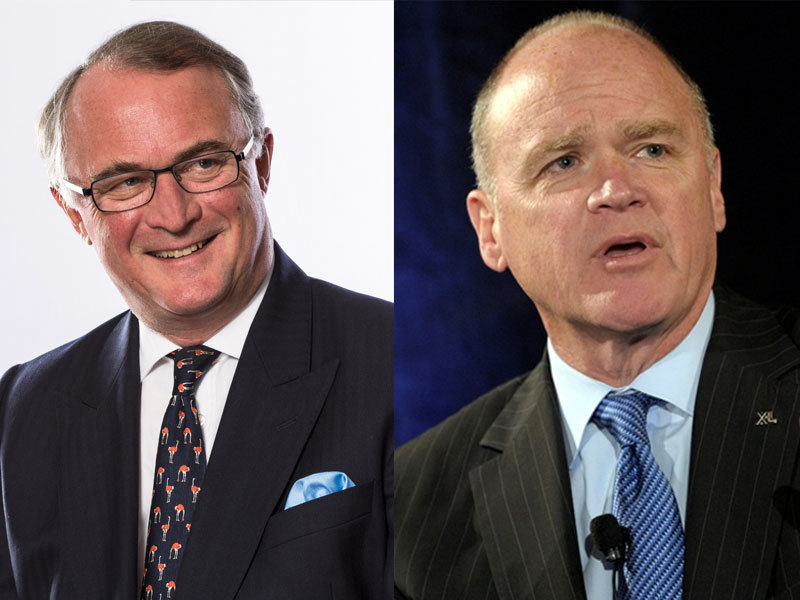 Thinking ahead sparked XL, Catlin CEOs' merger conversation