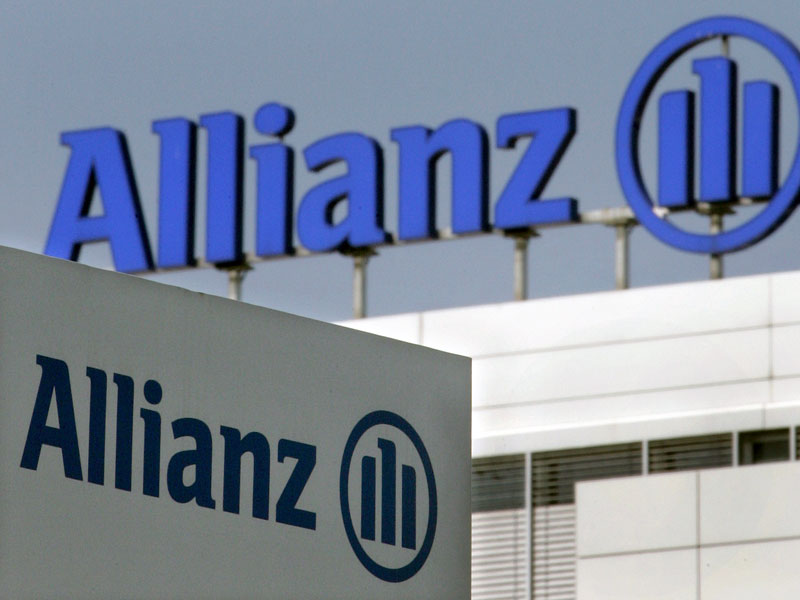 Allianz earnings down ahead of strategy review