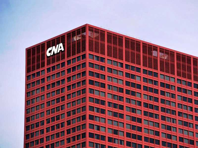 Investment losses drag CNA results