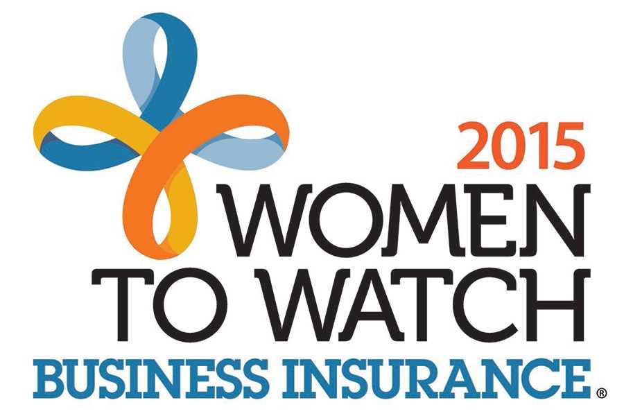 2015 <em>Business Insurance</em> Women to Watch