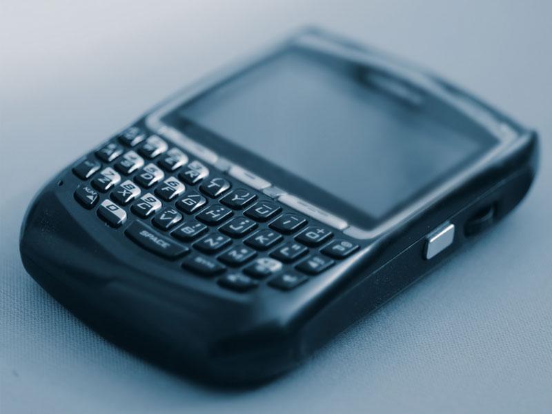 Police complaint over unpaid OT work on BlackBerrys dismissed