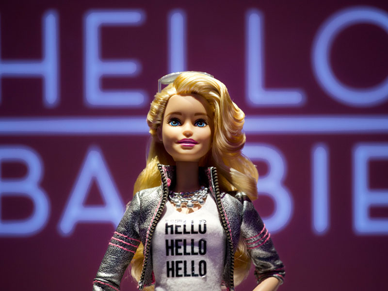 Hello Barbie has it all — including cyber risks