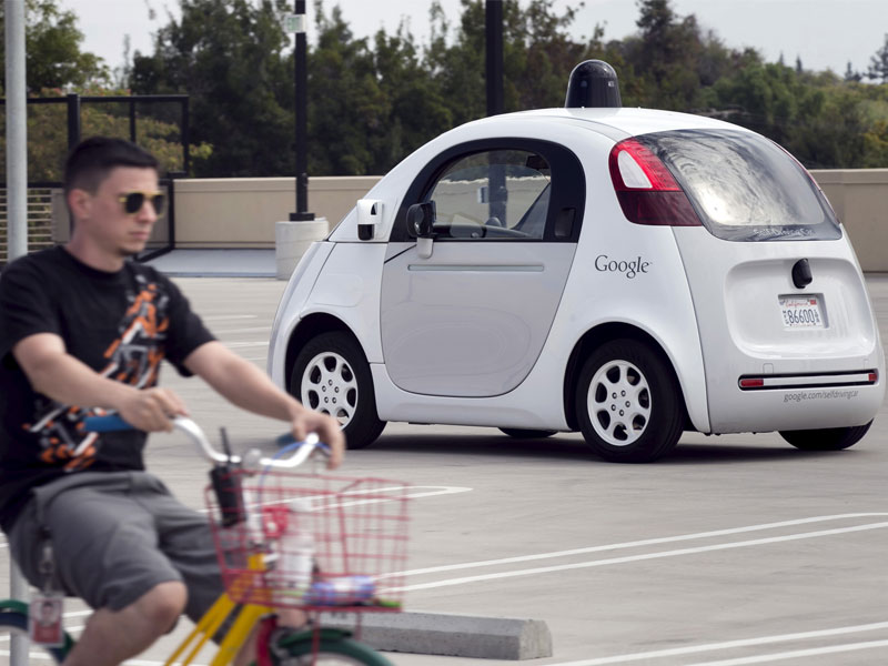 Goody two-shoes driverless cars get no respect in traffic
