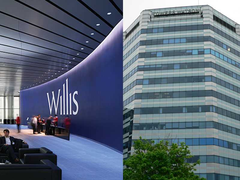Willis Towers Watson up and running after $18B merger