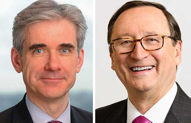 Willis Towers Watson chiefs share optimistic outlook