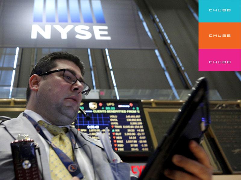 Chubb Ltd. debuts on New York Stock Exchange