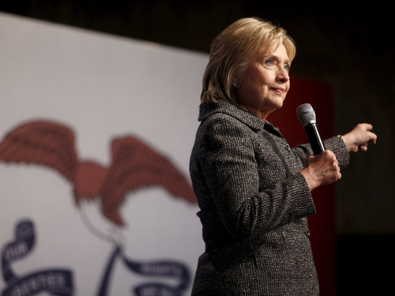 Hillary Clinton targets 'Bermuda reinsurance loophole'