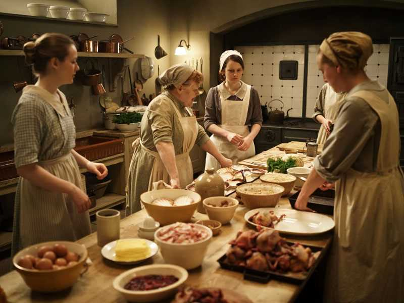 Downton Abbey ahead of its time on helping workers