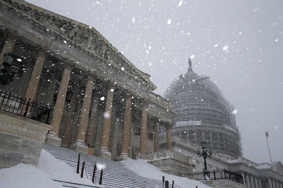 East Coast blizzard to cause multibillion-dollar losses: Aon Benfield