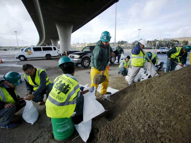 Forecaster sees chance El Niño will give way to La Niña