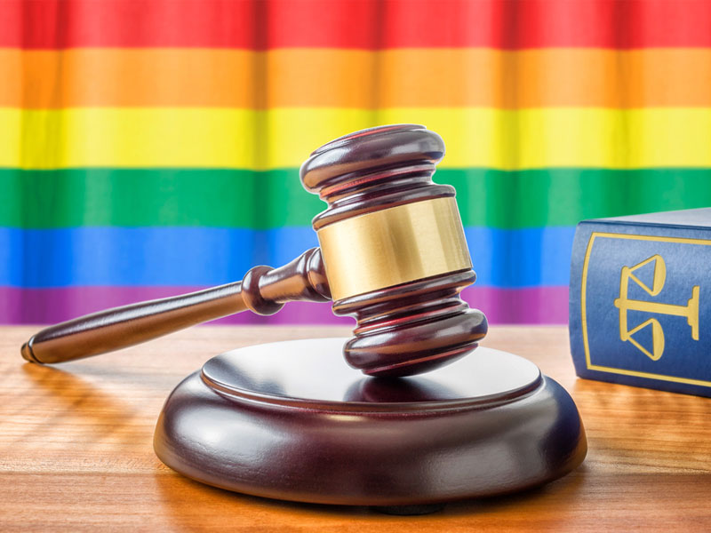 EEOC files its first-ever sexual orientation bias lawsuits