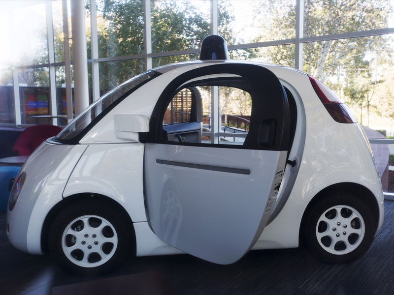 Self-driving vehicles could change insurance landscape for carmakers, suppliers