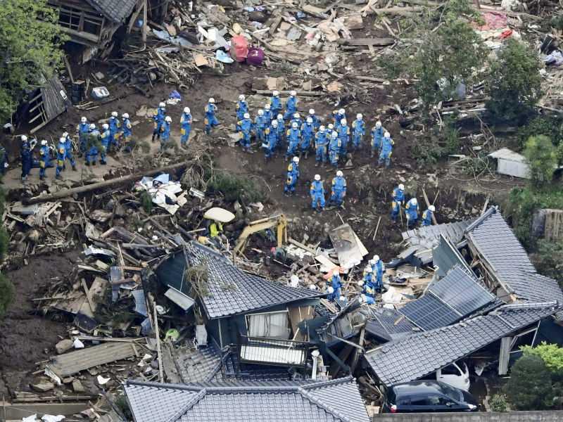 Japan, Ecuador earthquake insured loss estimates near $4 billion