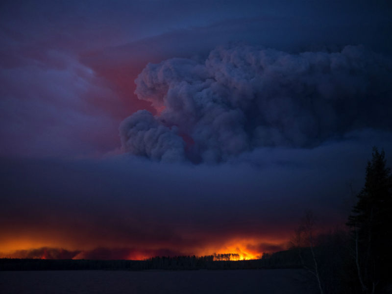 Alberta wildfires look to be Canada's worst disaster, among top 10 worldwide
