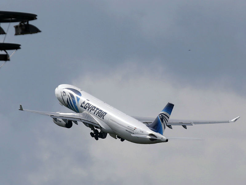XL Catlin leads insurance coverage for downed EgyptAir flight