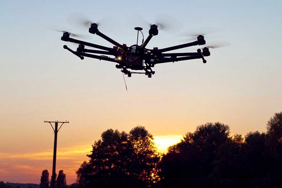 Public sector scrambling to keep up with burgeoning drone market