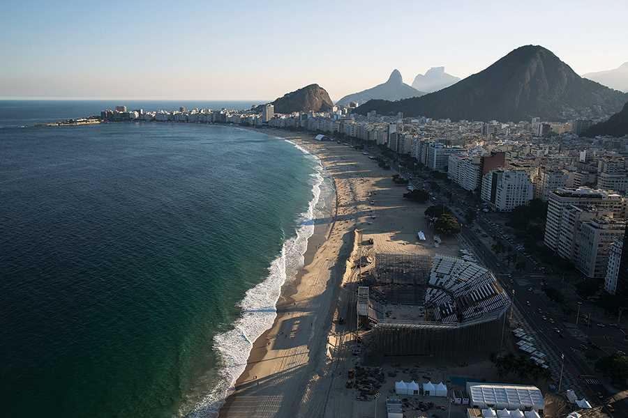 Global insurers get set for Brazil Olympics risks