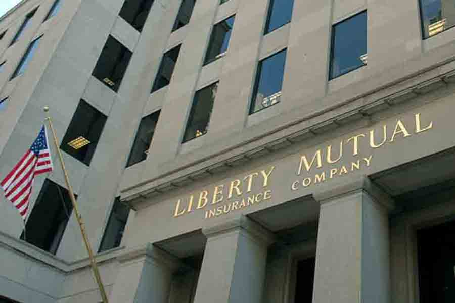 Liberty Mutual net income down energy investment catastrophe losses