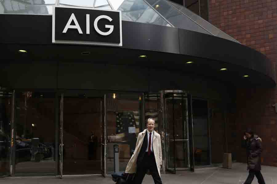 AIG shows signs of turnaround with profit increase