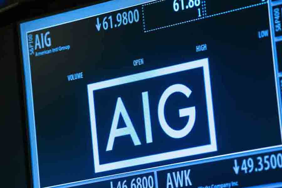 AIG profit beats estimates on lower costs, shares rise