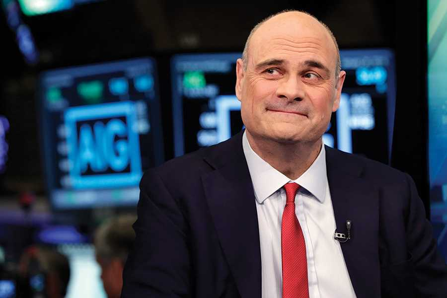 AIG details improvement plan amid calls for strong action