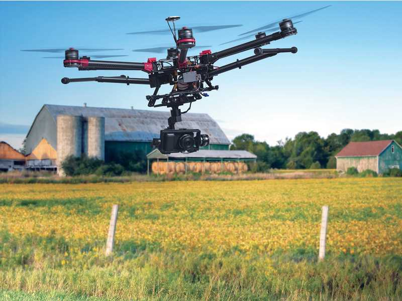 Drone insurance cover set to take off