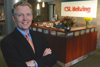 CSL's John J. Marren is Risk Manager of the Year®